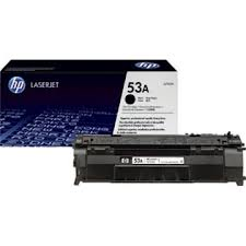 Mực In HP 53A Black Toner Cartridge (Q7553A)